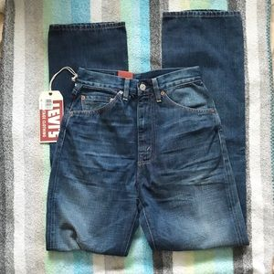 Levi's Vintage High Waisted Denim NWT retail $208